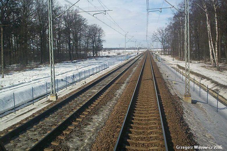 Na trasie Opole-Brzeg