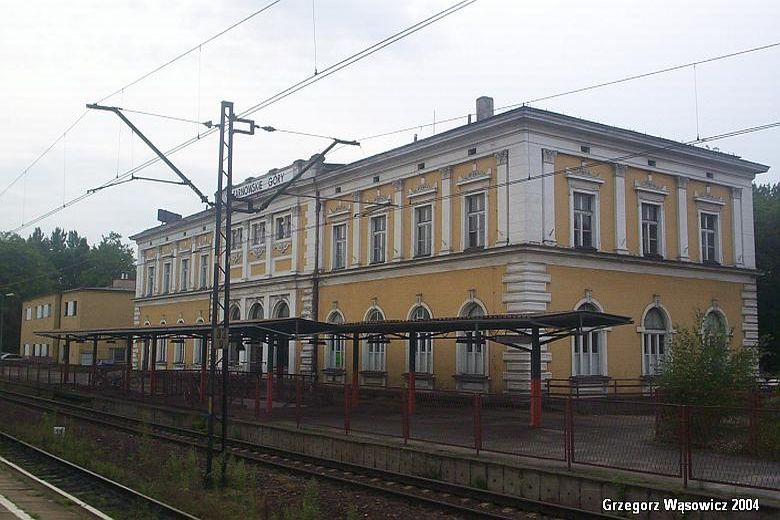 Budynek stacji