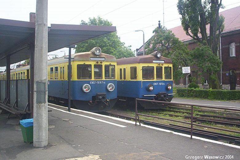EN57 1672 oraz EN57 1687